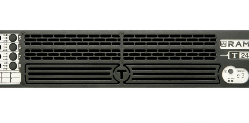 Un vistazo a RAM Audio y sus nuevos amplificadores