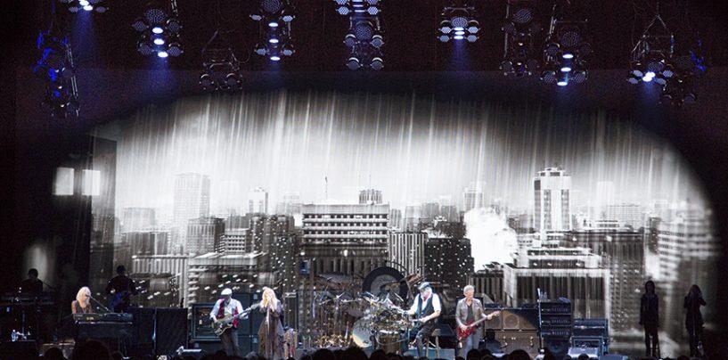 Fleetwood Mac y grandMA2 viajan juntos por Estados Unidos