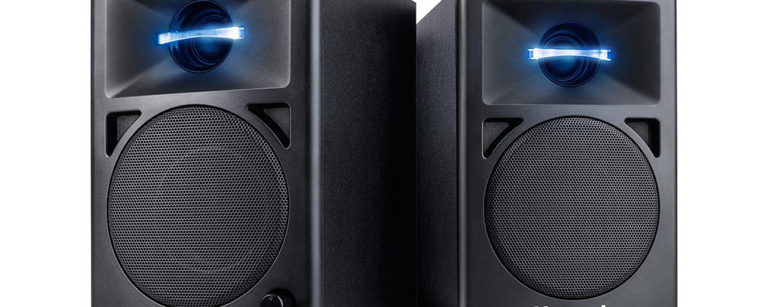 Monitores para DJ Numark N-Wave 360
