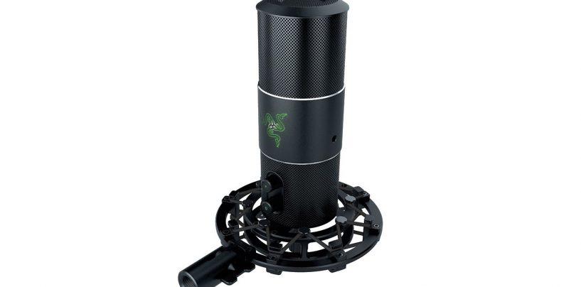 Razer presenta su micrófono digital Seirēn con calidad de grabación de estudio