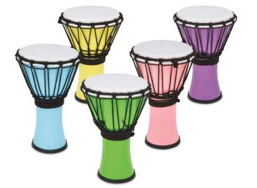 Freestyle Colorsound Djembes con nuevos colores