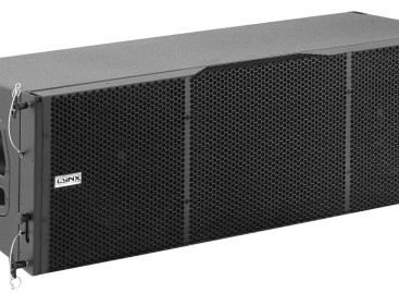 Lynx Pro Audio presenta su altavoz LX-V12