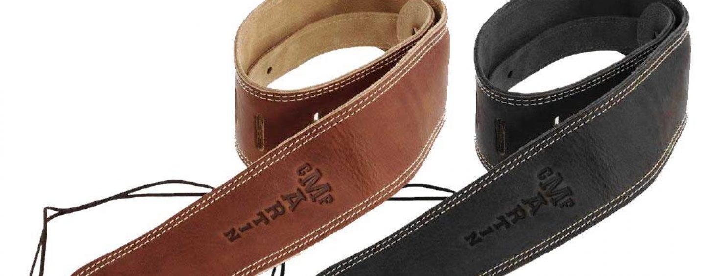 Martin Guitar y su tienda online 1833 Shop presentan nuevas correas para guitarra