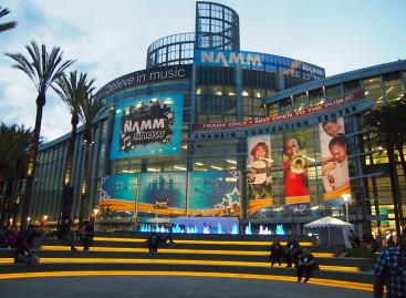 Moby se enfoca en la educación musical en el NAMM Show 2015