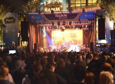 NAMM: HARMAN Professional proporciona sonido e iluminación para NAMM 2015