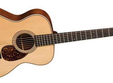 Martin Guitar regresa en el tiempo para traer el acabado Vintage Gloss