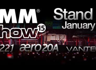 D.A.S. presentará al aero 20A en NAMM 2015