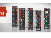 NAMM: dbx presentó la serie 500 de procesadores en NAMM 2015