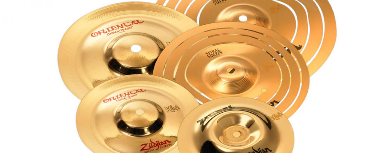 NAMM: Zildjian amplía su línea de platillos fx con cinco nuevos modelos