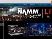 NAMM Show inicia hoy