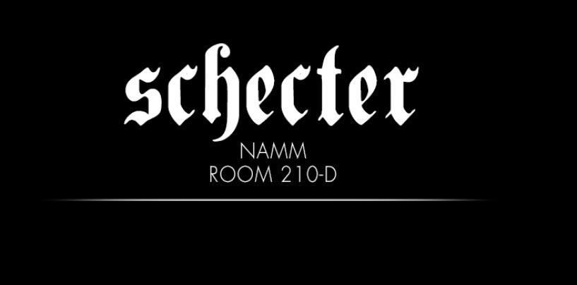 Schecter Guitar Research llega con varias sorpresas a NAMM 2015