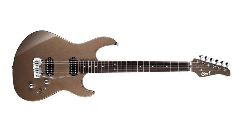 La G280 es la nueva guitarra eléctrica de la serie G de Cort