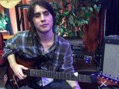 Cort lanza guitarra signature de Hedras Ramos, la HR-6