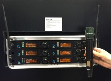 Recientemente JTS presentó el receptor UF-20 3CH