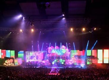 D.A.S. Audio estuvo presente en la Gala de los Premios 40 Principales 2014