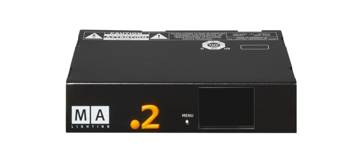 MA Lighting presenta la nueva gama de consolas dot2