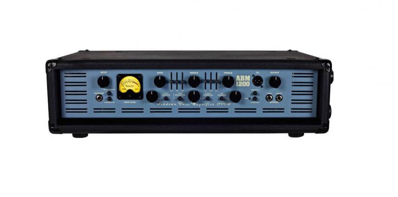 ABM EVO IV es la quinta encarnación del pre-amplificador ABM de Ashdown Engineering