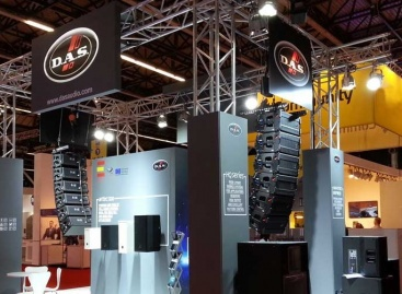 D.A.S. Audio estuvo en la edición ISE 2015