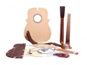 Arme su propia guitarra con los acoustic guitar kits de Martin Guitar