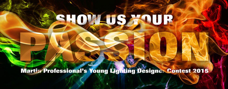 Martin Professional: Muestre su talento en el concurso Young Lighting Designer 2015