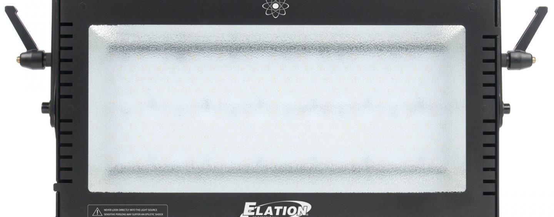 Elation presenta la luminaria Protron 3K LED Strobe