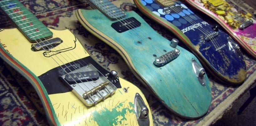 Conociendo a Skate Guitar