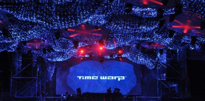 Time Warp hizo vibrar a Argentina