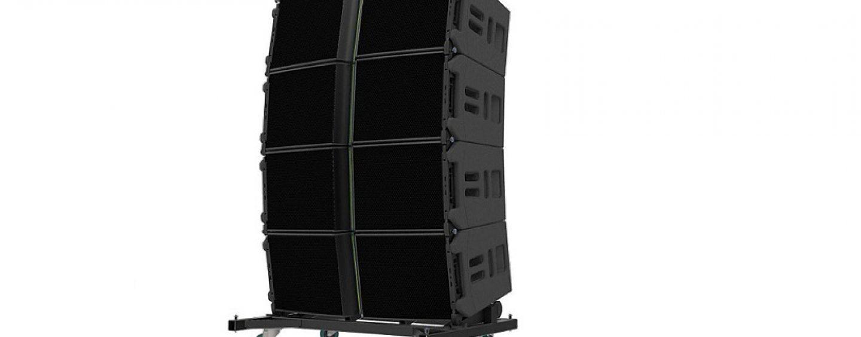 Alcons mostrará al LR28, lo último en tecnología pro-ribbon en Prolight + Sound 2015