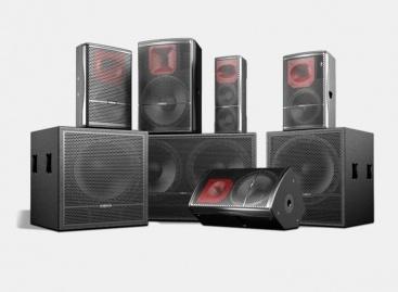 Conozca la línea de altavoces PF+ Series de Audiocenter
