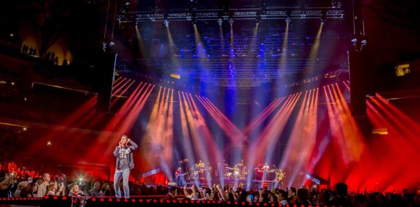 Maroon 5 de gira con grandMA2