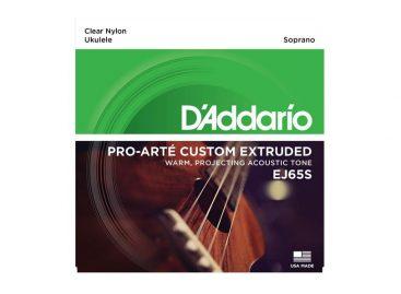 Pro-Arté Custom Extruded forma parte de lo nuevo en ukelele de D'Addario