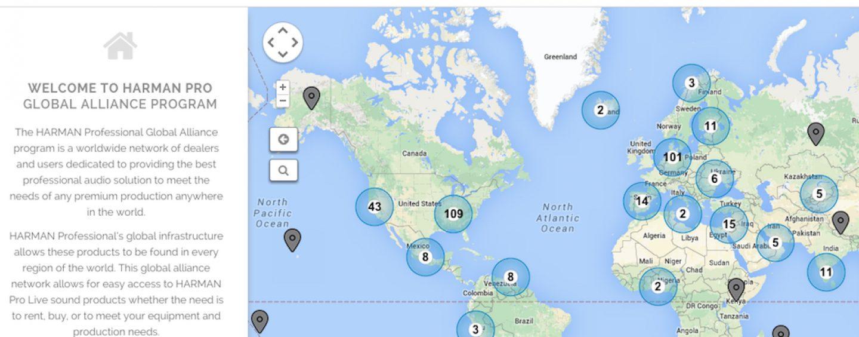 HARMAN Professional lanza el Global Alliance Program