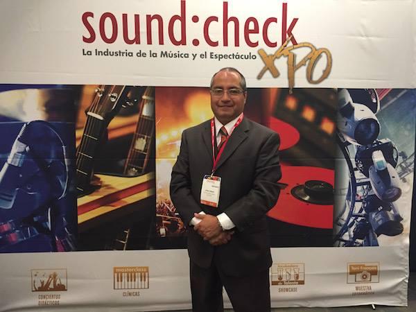 Jorge Urbano, director de Musitech ediciones y eventos