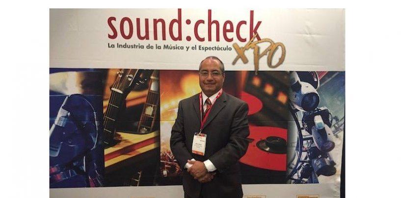 Último día de Sound:check Xpo