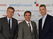 Messe Frankfurt asegura el futuro de Musikmesse y Prolight + Sound con un nuevo concepto