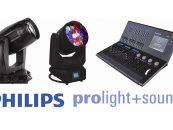 Philips lanza gran cantidad de productos en Prolight + Sound 2015