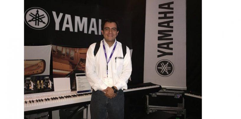 Yamaha de México presenta nueva filosofía en Sound:check Xpo