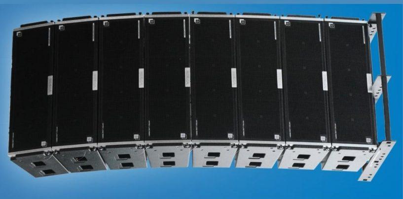 Nuevo sistema Biema  de line array Omega