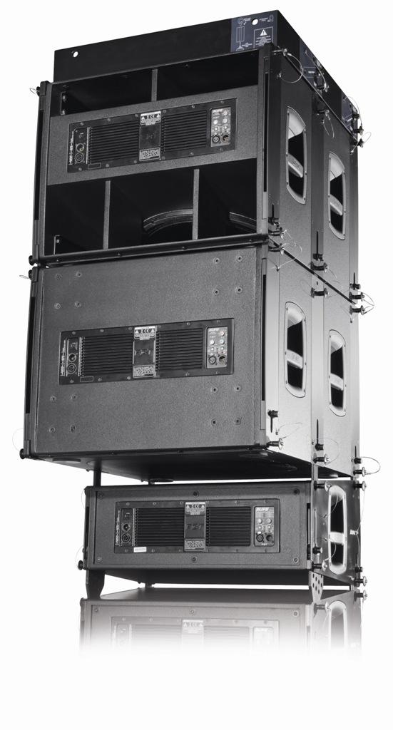 Copia de Muse Line array system