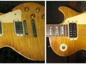 Cómo reconocer una guitarra Gibson falsificada