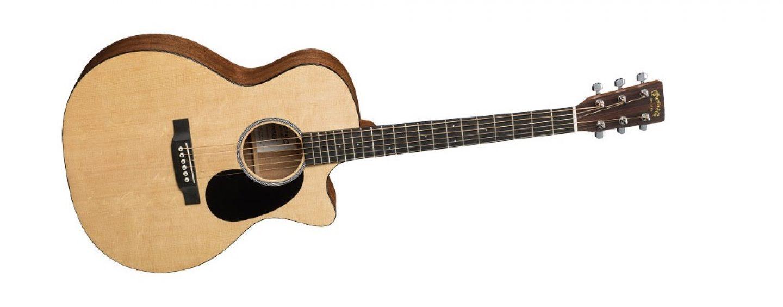 La guitarra GPCRSGT Grand Performance forma parte de los nuevos modelos de Martin Guitar
