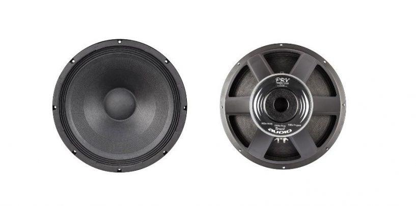 El subwoofer 18SW1000 es lo nuevo de PRV Audio