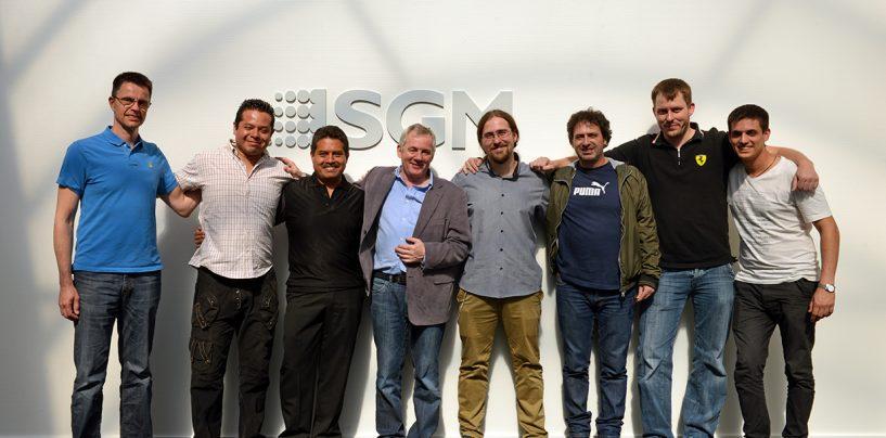 SGM International Training Academy certifica a técnicos argentinos y mexicanos