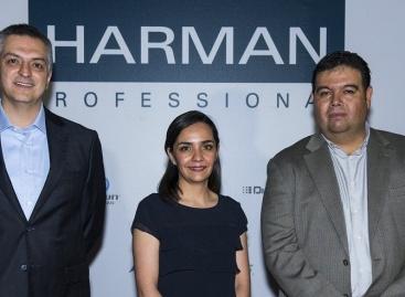Harman Professional listo para México