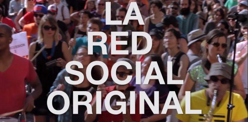 Campaña a favor de la música muestra la verdadera red social