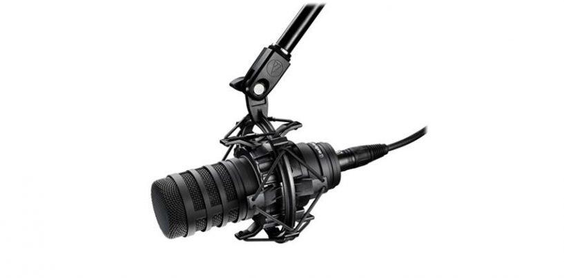 Audio-Technica presenta el micrófono BP40