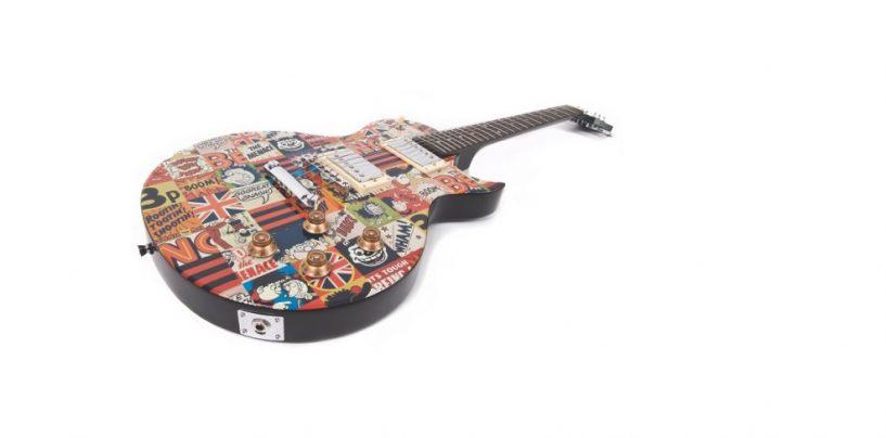 Nueva guitarra eléctrica BNEG99 de Beano