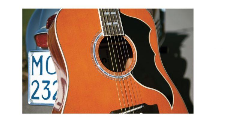 EKO Guitars trae la reedición de la serie Ranger