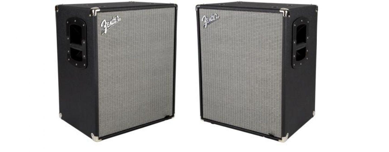 Rumble 210, el nuevo amplificador para bajos de Fender ya está disponible