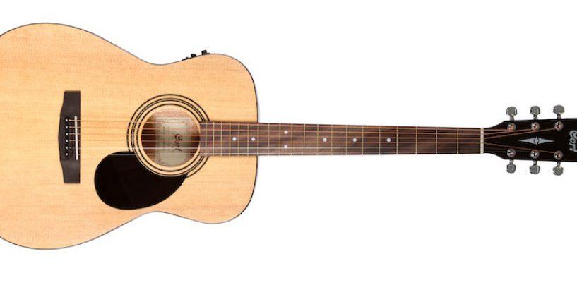 Conozca la nueva guitarra Cort AF500